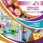 Open Day 21 gennaio